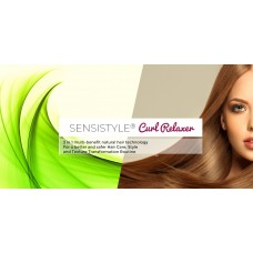 SENSISTYLE CURL RELAXER